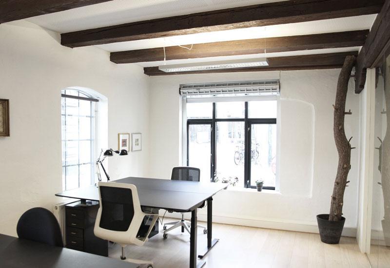 Coworking flex arbejdsplads i Aarhus