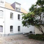 Kontor i Aarhus med p-plads