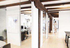 Kontorfællesskab i Aarhus for mindre virksomheder